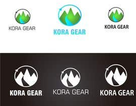 #24 untuk Design Logo for Kora Gear oleh SCREAMSAM