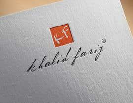 Gnaiber tarafından Design a Logo for my name khalid farig için no 10