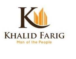 #39 for Design a Logo for my name khalid farig af mushakirin