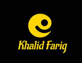 #32 for Design a Logo for my name khalid farig af curious6