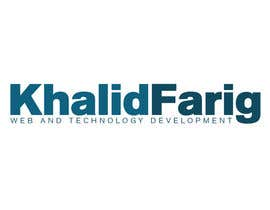 #62 for Design a Logo for my name khalid farig af Odaisu