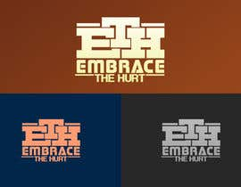 #73 untuk Embrace The Hurt- Logo Design oleh sinzcreation