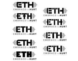 Nro 74 kilpailuun Embrace The Hurt- Logo Design käyttäjältä Musedesign1012