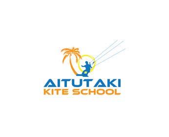 Nro 30 kilpailuun Kitesurfing Logo käyttäjältä feroznadeem01