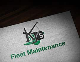 #10 para Design a Logo and Business Card Design for KJ's Fleet Maintenance por moonblue95