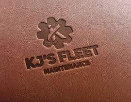 #19 para Design a Logo and Business Card Design for KJ's Fleet Maintenance por MaxMi