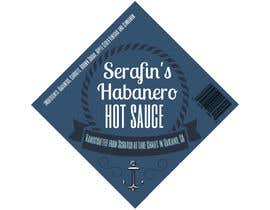 #4 untuk Create Print and Packaging Designs for Serafin's Habanero Hot Sauce oleh agencja