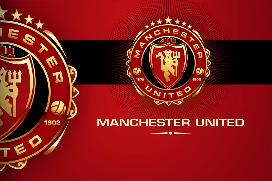 Entry 511 By Dimitarstoykov For Design A New Crest For Manchester United Fc Manutd Po Mufc Freelancer