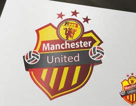 graphics7 tarafından Design a New Crest for Manchester United FC @ManUtd_PO #MUFC için no 406
