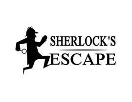 "#59 for Design a Logo for ""Sherlock's Escape"" by DonArtua"