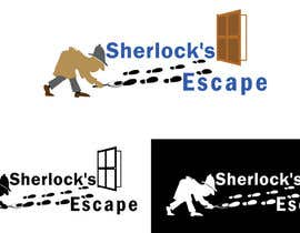 "#49 for Design a Logo for ""Sherlock's Escape"" by gurusinghekancha"