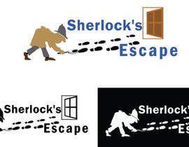 "#56 for Design a Logo for ""Sherlock's Escape"" by gurusinghekancha"