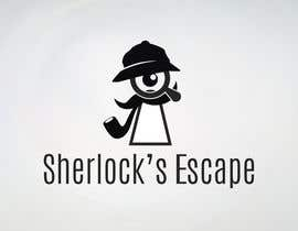 "#67 for Design a Logo for ""Sherlock's Escape"" by shantallrueda"