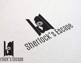 "#70 for Design a Logo for ""Sherlock's Escape"" by shantallrueda"