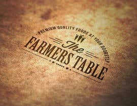 #50 untuk Design a Logo for our premium food delivery company - The Farmers Table -- 2 oleh habib346