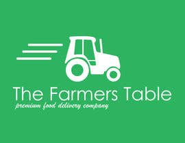 #38 untuk Design a Logo for our premium food delivery company - The Farmers Table -- 2 oleh abdinho27