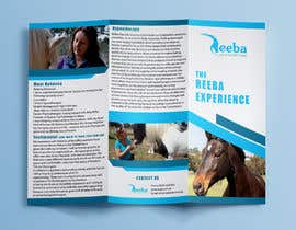 #16 para Brochure for Horse therapy company por ms471992