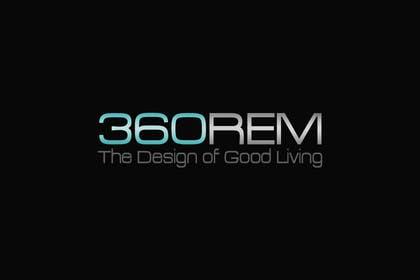 #784 cho 360 REM Logo contest bởi kk58