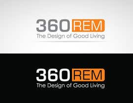 #890 for 360 REM Logo contest by jass191