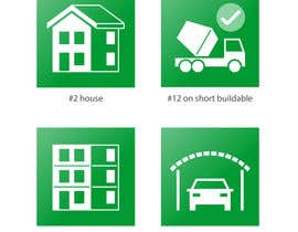 #22 cho Design icons / pictograms (real estate) bởi arhitekta