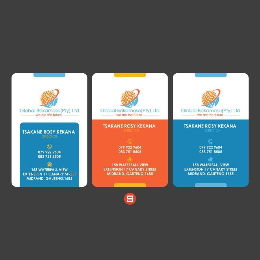 Kilpailutyö #22 kilpailussa Design a letterhead and business cards for a multi service company