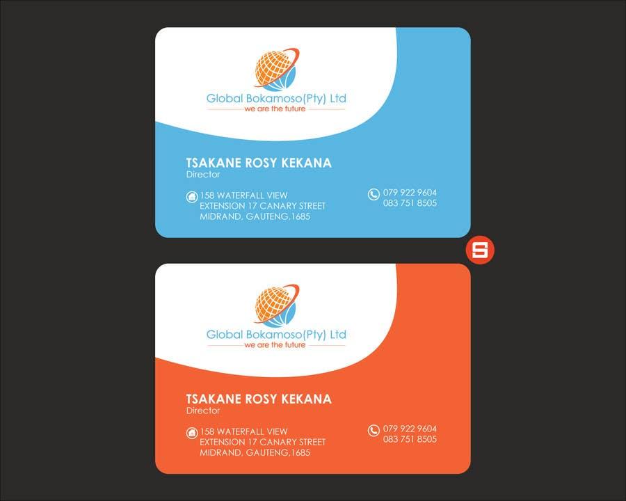 Kilpailutyö #25 kilpailussa Design a letterhead and business cards for a multi service company