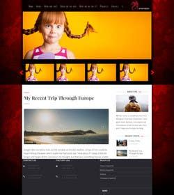 #22 untuk Enomesia Wordpress Template oleh usmanredsoft