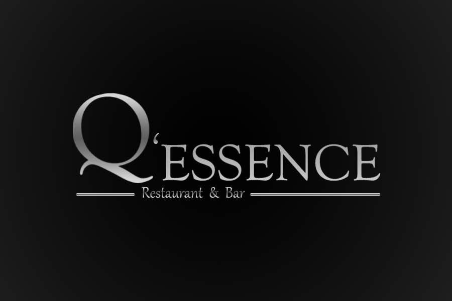 Contest Entry #597 for Logo Design for Q' Essence