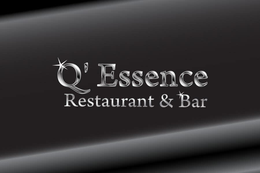 Конкурсная заявка №379 для Logo Design for Q' Essence