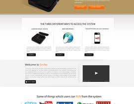 #12 for Design a Website Mockup af chancalkmr