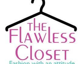 #2 untuk Design a Logo for The Flawless Closet oleh brissiaboyd