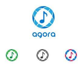 #7 untuk Design a Logo for Agora oleh xalimorganx