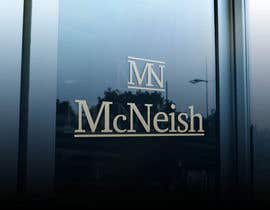 sinzcreation tarafından Design a Logo for McNeish Law Firm için no 39