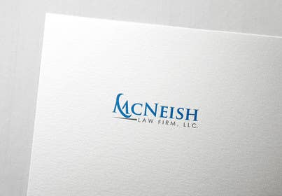 thelionstuidos tarafından Design a Logo for McNeish Law Firm için no 54