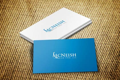 thelionstuidos tarafından Design a Logo for McNeish Law Firm için no 59