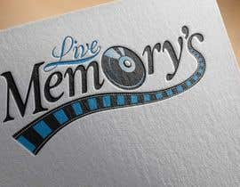 "infinityvash tarafından Design a Logo for my business called ""Live Memory's"" için no 51"