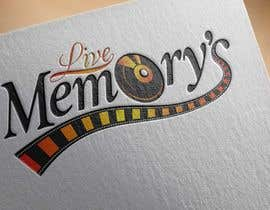 "infinityvash tarafından Design a Logo for my business called ""Live Memory's"" için no 56"