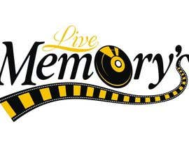 "infinityvash tarafından Design a Logo for my business called ""Live Memory's"" için no 57"