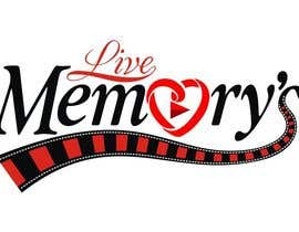 "infinityvash tarafından Design a Logo for my business called ""Live Memory's"" için no 59"