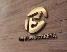 "#110 untuk Design a Logo for "" The Shopping Arena "" oleh saif95"