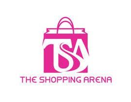 """Nro 95 kilpailuun Design a Logo for """" The Shopping Arena """" käyttäjältä mmpi"""
