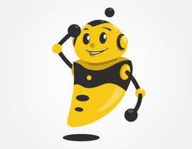 #222 untuk Design a cute robot character oleh ceptiansuryana