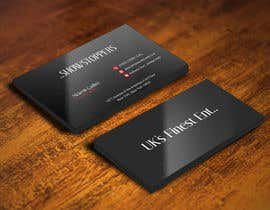 #58 for Business Card design for technology professional af gohardecent