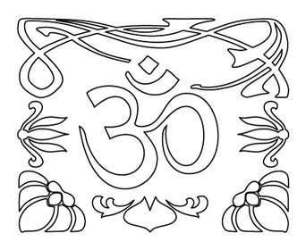 #1 for Illustrate 5 Original Spiritual Images (Line Illustration in Mendhi or Persian Vector Style or Similar) af mogado