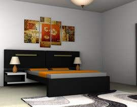#29 for Redesign bedroom af kiryatp03