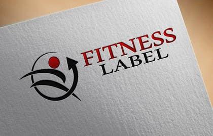 RAIDAHKHALIDSYED tarafından Design a Logo for Fitness Label için no 89