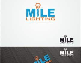 #70 para Design a Logo for Myle Lighting por airbrusheskid