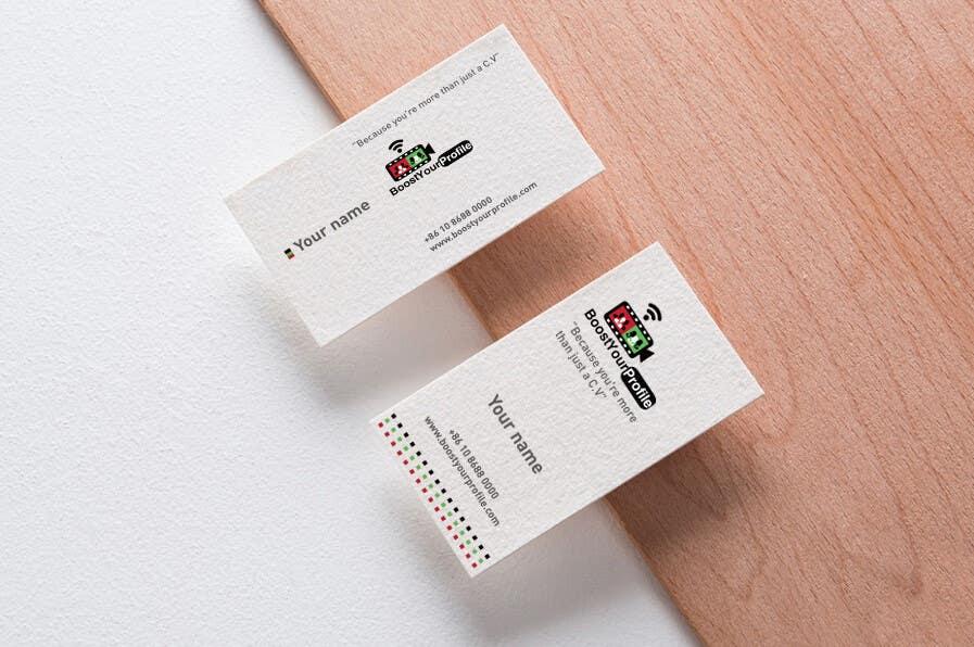 Inscrição nº 52 do Concurso para Design some Business Cards for my startup