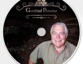 #23 untuk CD Label Design for Musician oleh araitz