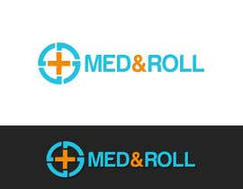 #14 untuk Med'n'Roll Logo Design oleh shikha3002